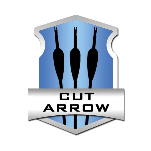 cut arrow